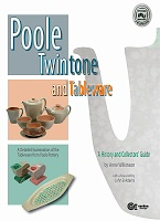 Poole twintone and Tableware - book cover