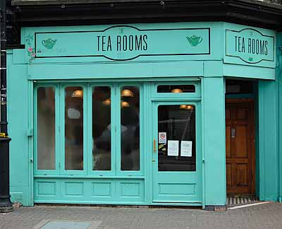 The Tea Rooms, Stoke Newington